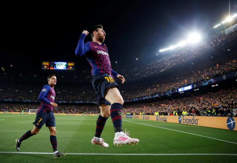 Lionel Messi - Reuters.JPG