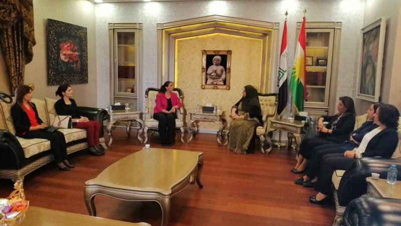 HDP'nin IKB ziyareti