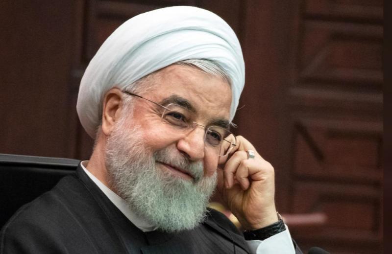 Hasan Ruhani Reuters