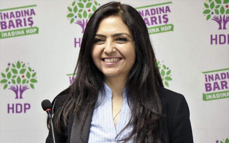 Bedia Özgökçe Ertan HDP.jpg