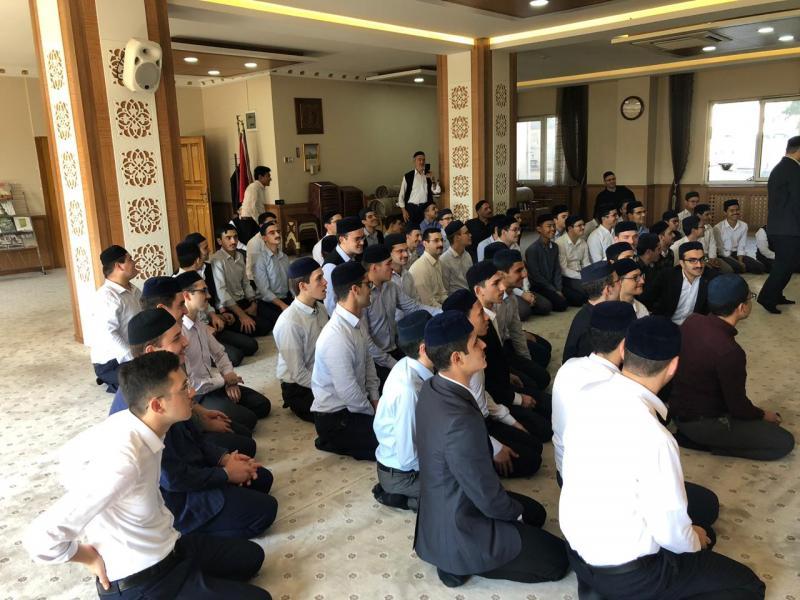 IKB heyeti Süleymancılara ait birçok eğitim kurumunu gezdi
