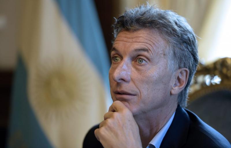 Mauricio Macri AFP.jpg