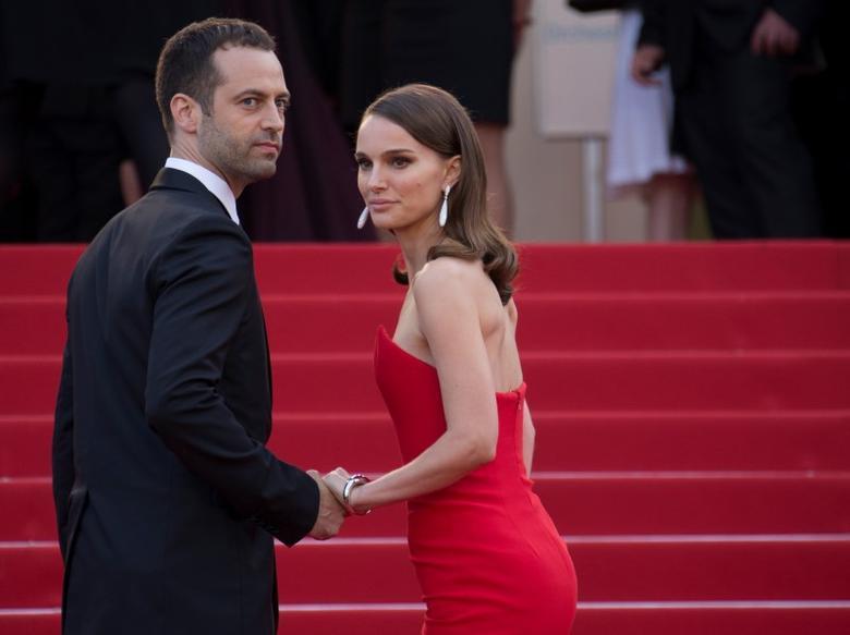 Natalie Portman - Benjamin Millepied - Reuters.jpg