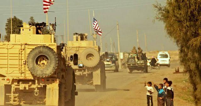 ABD güçleri