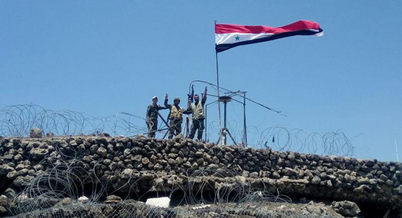 Şam rejim güçleri