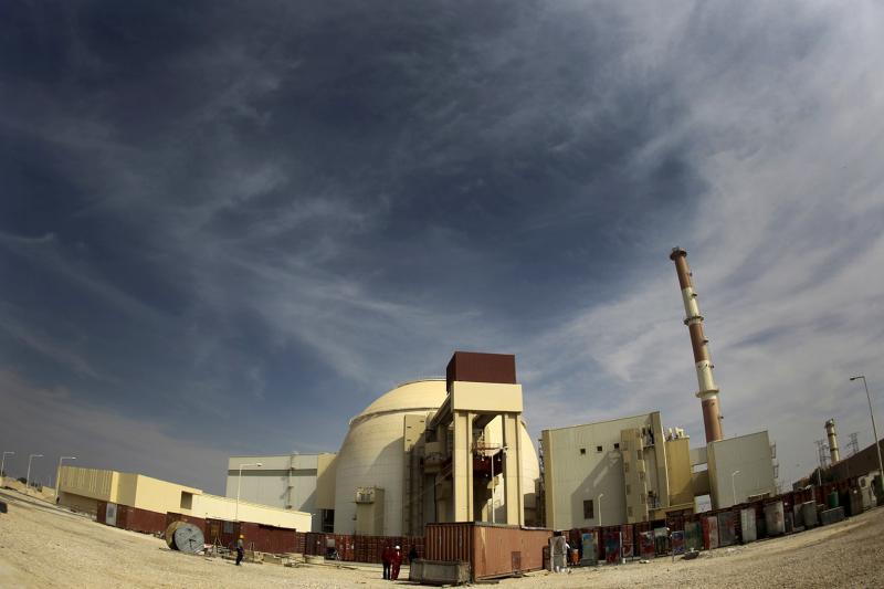 İran Buşehr Nükleer Santrali reuters.jpg
