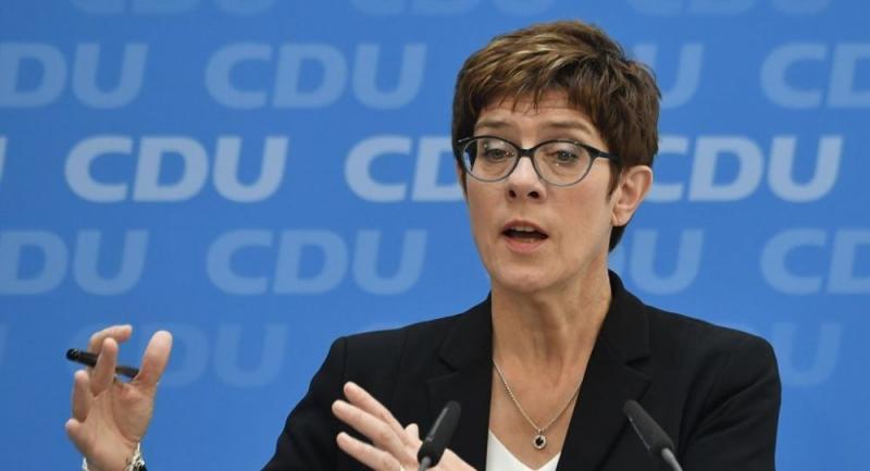 Annegret Kramp-Karrenbauer AFP.jpg