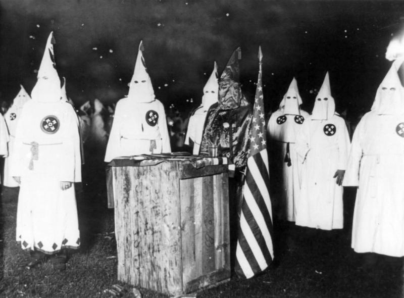 Ku Klux Klan - Wikimedia Commons