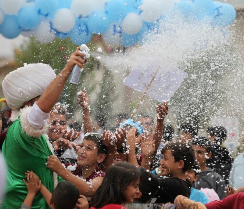 Suriyeli yetimler 2. Yetim Vakfı. jpg