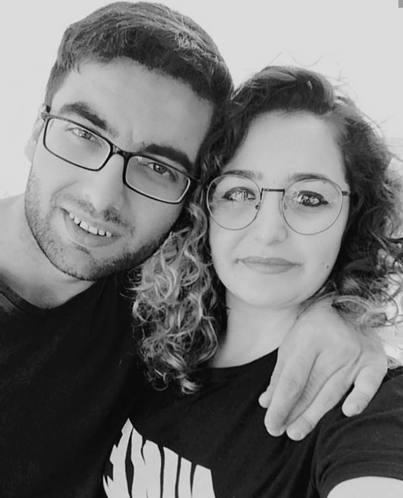 Dursun Davutoğlu ve Esmanur Davutoğlu.jpg