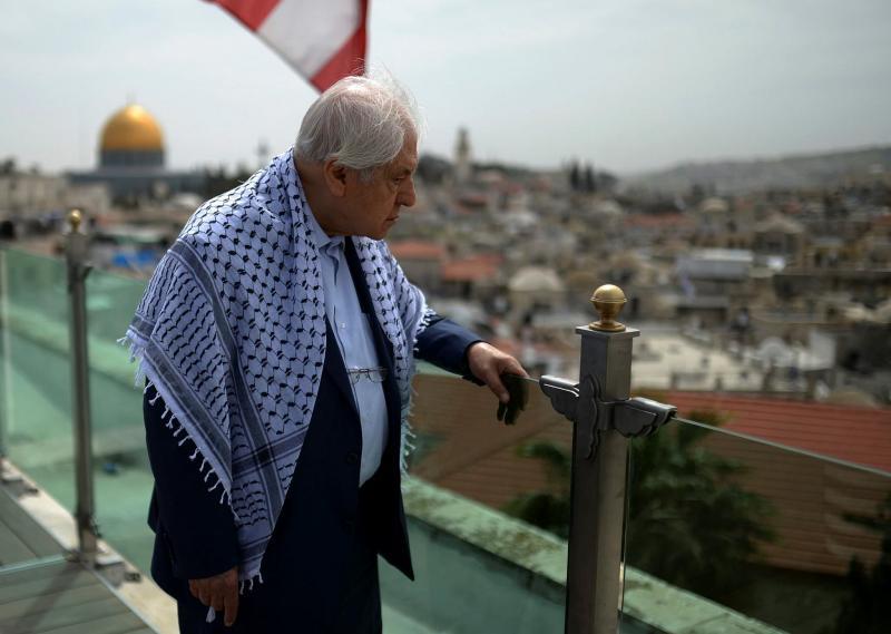 Nuri Pakdil Kudüs-AA.jpg