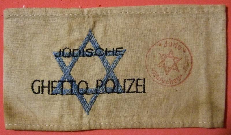 Varşova gettosu- Nazi Yahudi Poli -.jpg