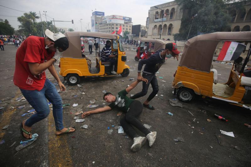 Irak - AFP