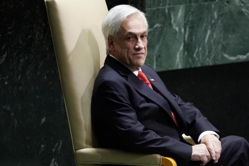 Şili Devlet Başkanı Sebastian Pinera - Reuters.jpg