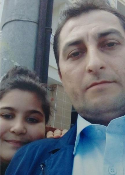 Rabia Naz ve babası Şaban Vatan Twitter @VatanSaban.jpg