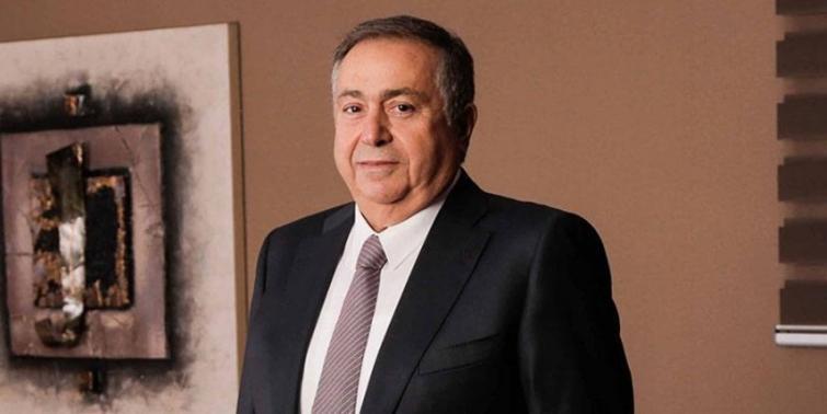 İstanbul İnşaatçılar Derneği (İNDER) Başkanı Nazmi Durbakayım