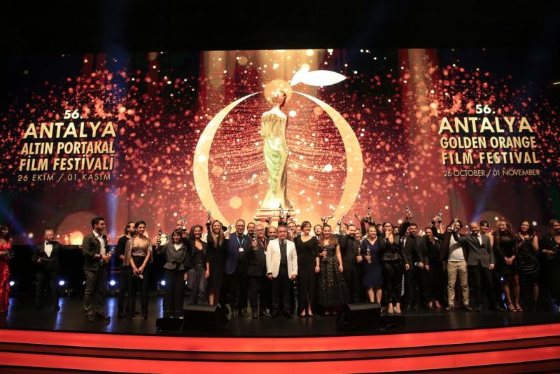 Antalya FF 2019 - Ödül Töreni - 1 Kasım 2019 - photo Ömer Kaya 67.JPG