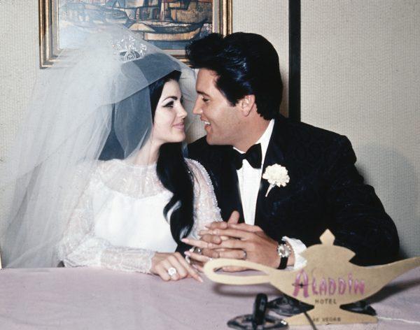 Elvis Presley Priscilla Presley AP.jpg