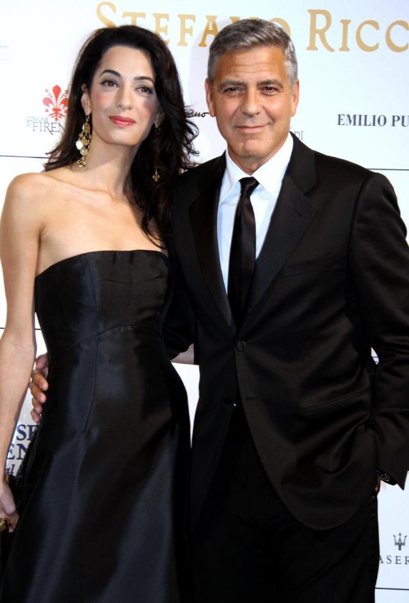 George Clooney ve Amal Alamuddin (Yahoonews).jpg
