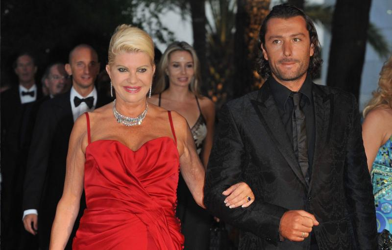 Ivana Trump ve Rossano Rubicondi (Yahoonews).jpg