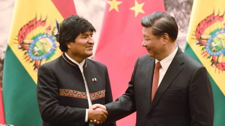 Morales Çin Reuters.jpg