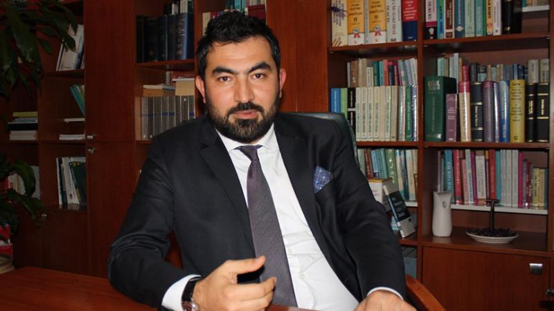 UMHD Başkanı Abdullah Resul Demir. AA..jpg