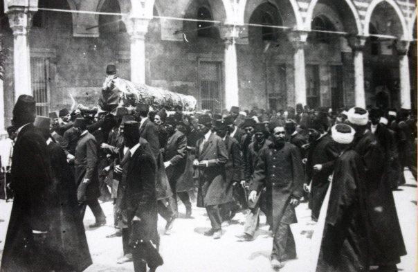 Sultan abdülhamid'in cenazesi i devletialiyyei.com