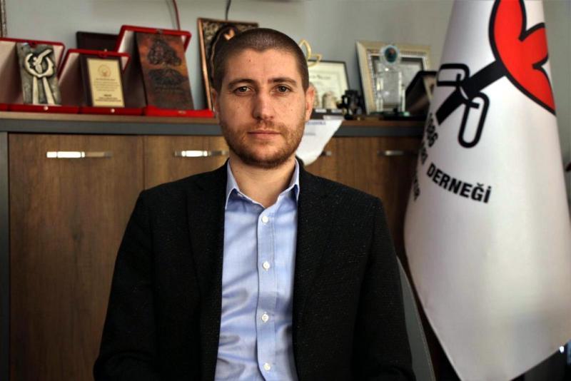 İnsan Hakları Derneği Diyarbakır Şube Başkanı Av. Abdullah .JPG
