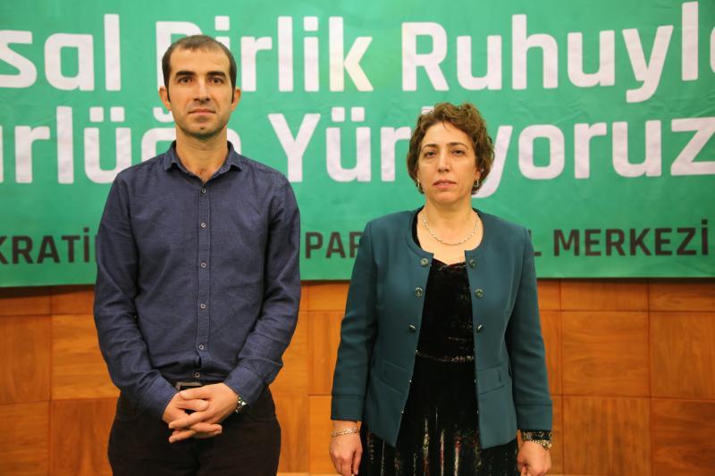 DBP EŞ Genel Başkanları