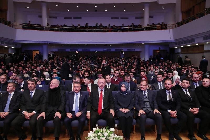 erdoğan etkinlik AA