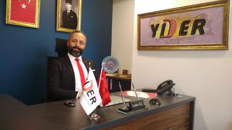YİDER Yönetim Kurulu Başkanı Erdem Eriş 2. Independent Türkçe