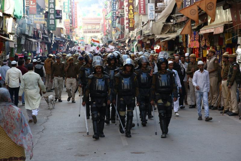 Hindistan'da protesto gösterileri devam ediyor
