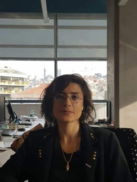 Meltem Kayan -TMMOB Çevre Mühendisleri Odası İstanbul Şube Başkanı.png
