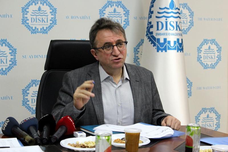 DİSKİ Genel Müdür Vekili Dr. Ahmet Naci Helvacı.JPG