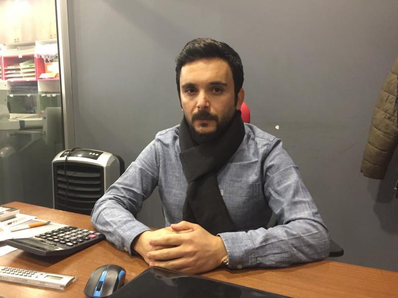 Mimarlar Odası Diyarbakır Şubesi Başkanı Şerefhan Aydın.JPG