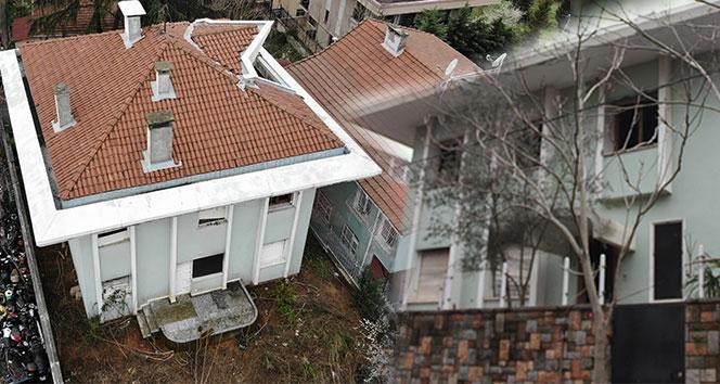 Hizbullah'a ait Beykoz'daki ev