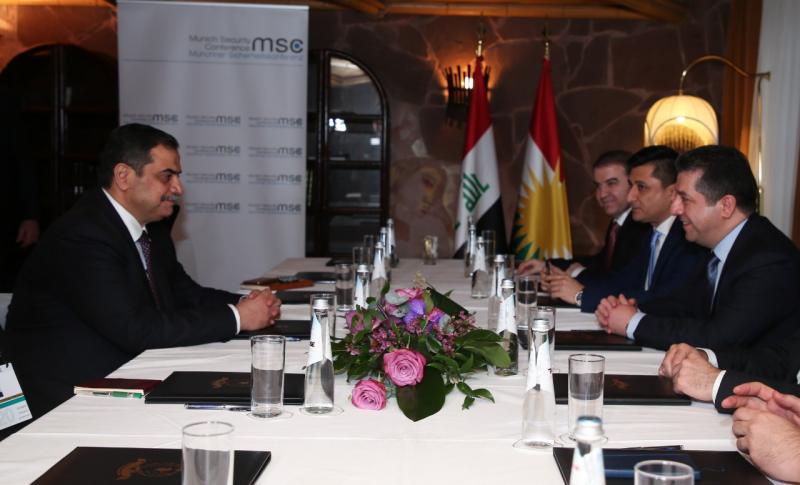 Necah Şemmari - Mesrur Barzani