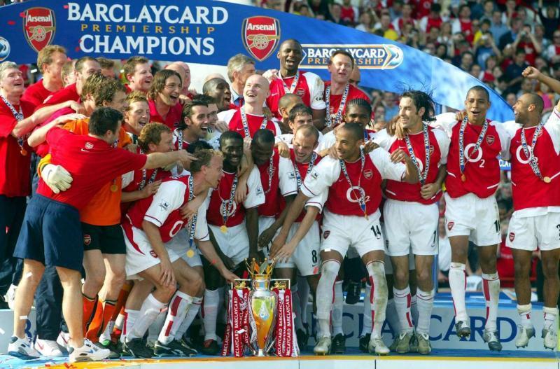 Arsenal 2003-04 şampiyonu - Reuters.jpg
