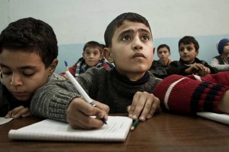 Kürt çocuklar AFP.jpg