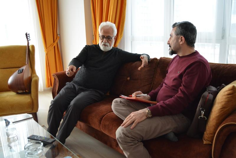 Kürt sanatçı Brader, müzik tutkusunu ve hayat hikayesini Independent Türkçe'ye anlattı