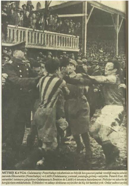 Galatasaray-Fenerbahçe 1934 büyük kavga - Twitter.jpg