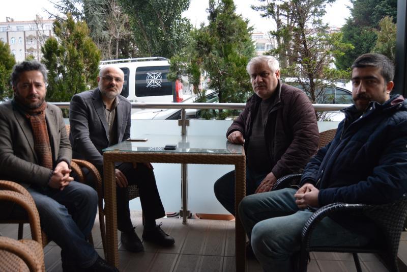 HDP İstanbul il ve ilçe yöneticileri