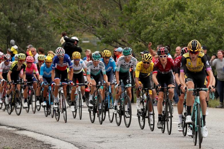 Bisiklet yarışı - Reuters.jpg
