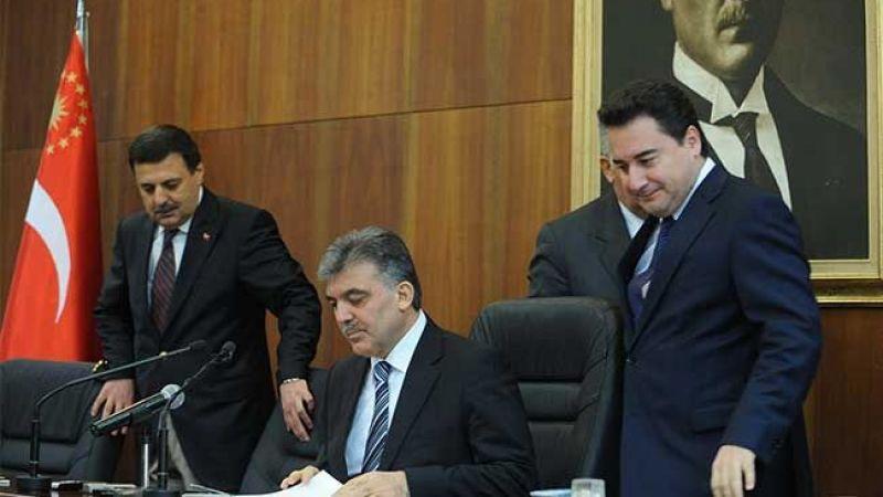Ali Babacan - Abdullah Gül