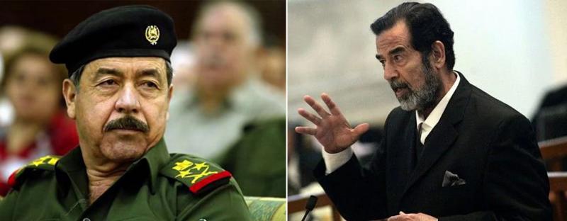 Kimyasal Ali - Saddam Hüseyin