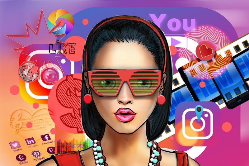 Influencerlar Pixabay.jpg