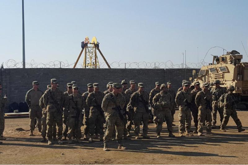 ABD üslerini Irak ordusuna devrediyor