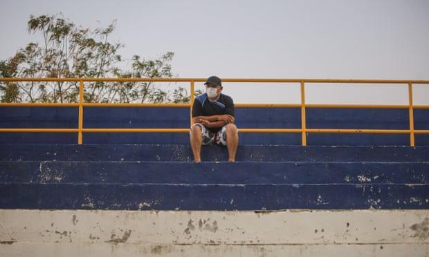 Managua taraftarı - AFP.jpg