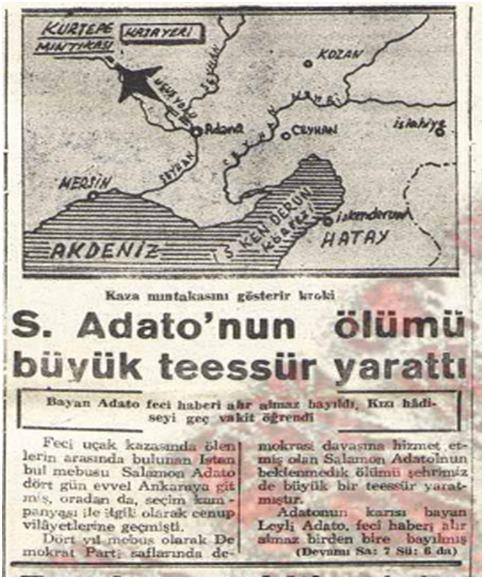 Milliyet, 4 Nisan 1954..jpg