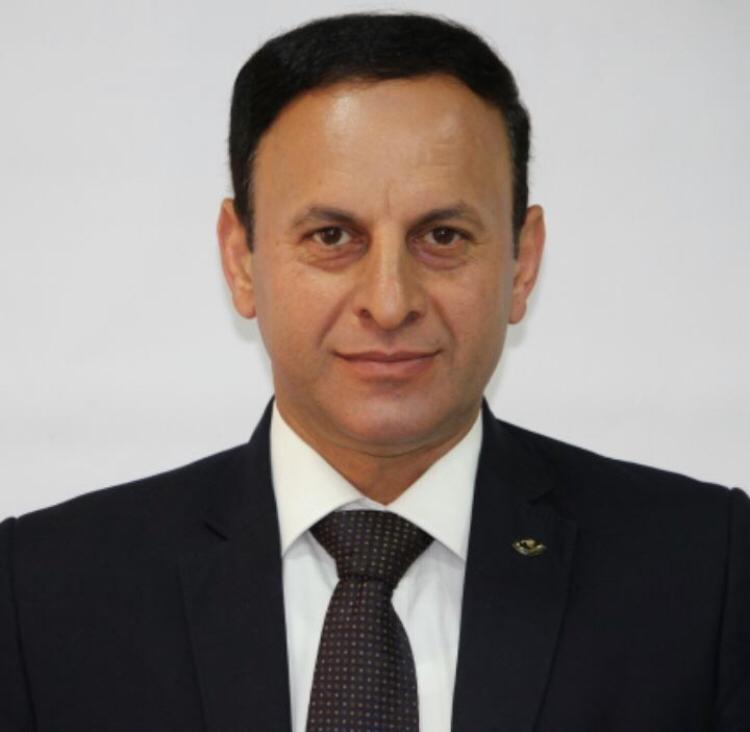 Duhok Göçmen ve Mülteci Kampları Halkla İlişkiler Sorumlusu Salim Said Beg.jpeg